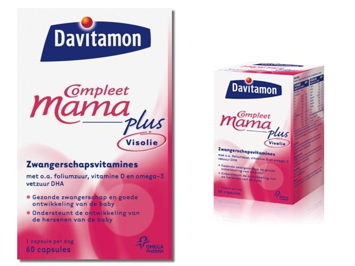 vitamine voor zwangerschap