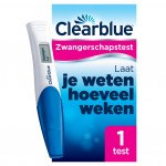 Clearblue met conceptie indicator