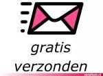 Deze Sensitest Ovulatietest midstream wordt gratis verzonden.