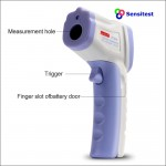 Sensitest infrarood thermometer