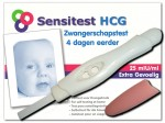 Sensitest zwangerschapstest midstream