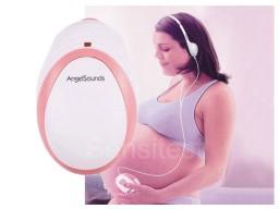 Baby doppler 100S luister naar het hartje van je kindje in je buik.