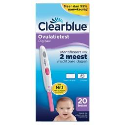 Clearblue 20 stuks digitale ovulatietest