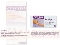 Verpakking Evasin foliumzuur