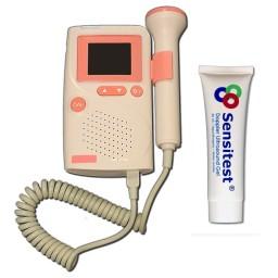 Digitale doppler met gratis grote tube gel