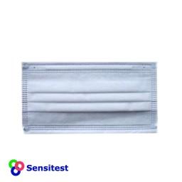 Gezichtsmasker met elastische oorlussen